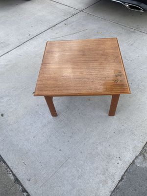 Side table of coffee table for Sale in Yorba Linda, CA