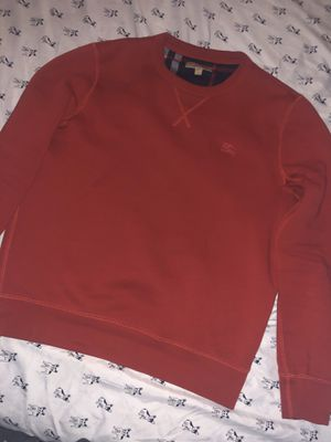 Burberry Crewneck Sweater Retail 400$ for Sale in The Bronx, NY
