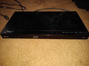LG blu Ray player for Sale in Saint Joseph, MO