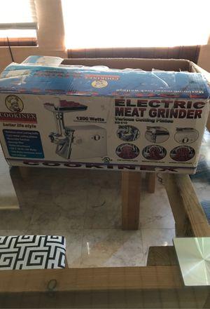 Meat grinder for Sale in Dearborn, MI