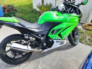 2010 Kawasaki Ninja 250r for Sale in Pemberton, NJ