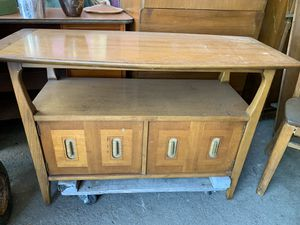 Vintage server small buffet cabinet for Sale in Freedom, PA