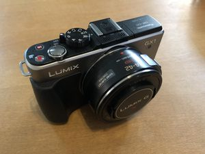 Panasonic LUMIX DMC GX1 for Sale in Tracy, CA
