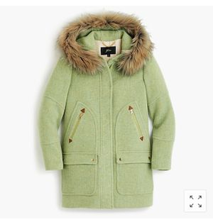 Jcrew chateau parka size 12T for Sale in Fullerton, CA