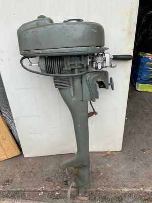 5 boat motors & 1 for free for Sale in Tampa, FL