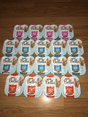 Purina bella dog food bundle for Sale in Holland, OH