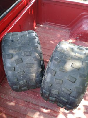 Rear 4 wheeler tires (only) for Sale in Kingsport, TN