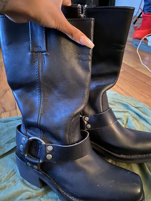 Harley Davidson Boots for Sale in The Bronx, NY