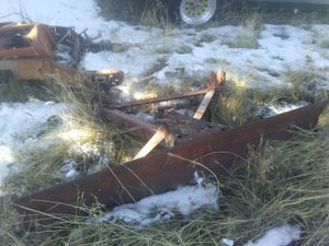 Acme bull dog snow blade for truck for Sale in Prineville, OR