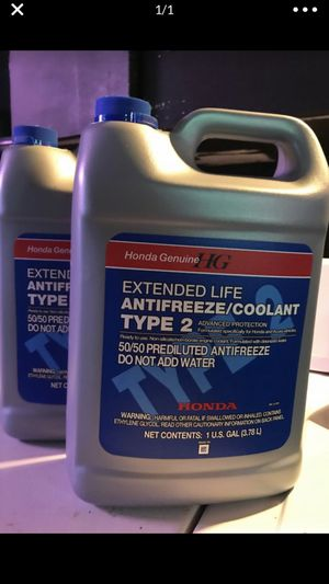 Honda coolant for Sale in Ontario, CA