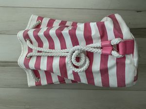 Large Victoria secret water resistant beach bag or tote for Sale in San Diego, CA