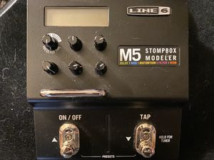 Line6 M5 stompbox for Sale in Nazareth, PA