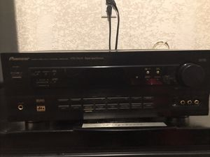 Pioneer digital 4Channel receiver Amp for Sale in Chesapeake, VA