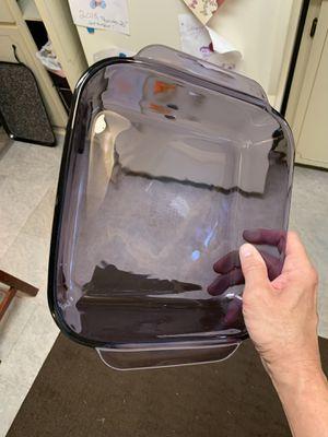 Vintage Pyrex Purple Glass 2 Qt-2 L Casserole Dish for Sale in Boca Raton, FL