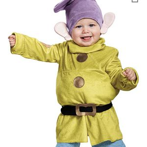 Dopey toddler costume for Sale in Fontana, CA