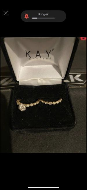 Engagement ring set for Sale in Clarksville, TN