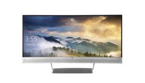 "New - HP Elite Display S340c 34"" 21:9 curved LCD monitor for Sale in Santa Monica, CA"