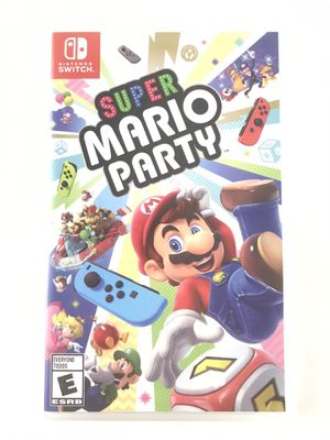 Mario Party- Nintendo Switch for Sale in Eustis, FL
