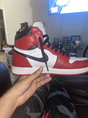 Homage to home Jordan's 1 (unumbered) size 10.5 !!! for Sale in Miami Springs, FL