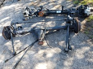 2017 jeep front and rear axle matching set for Sale in Wimauma, FL