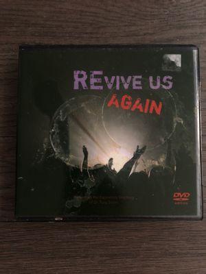 Dr Tony Evans Revive Us Again 14 DVD sermons for Sale in Las Vegas, NV