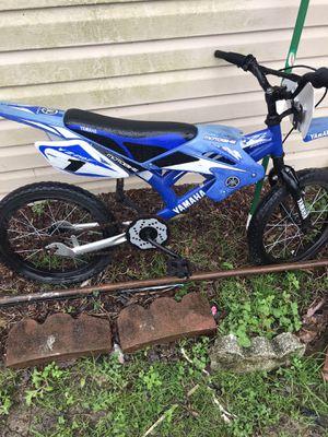 Yamaha dirt kids bike for Sale in Memphis, TN