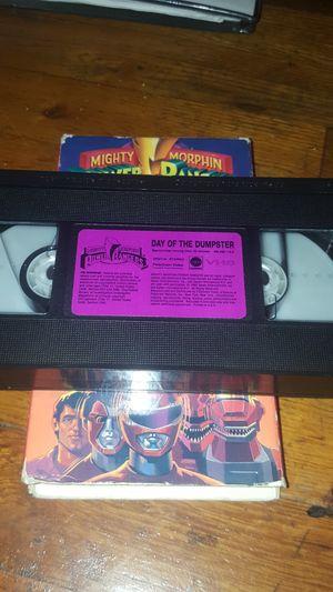 Mighty Morphin Power Ranger cassette tape for Sale in NC, US