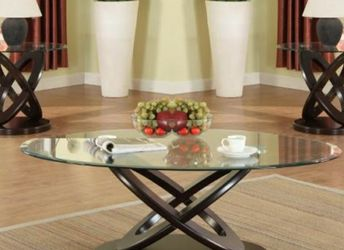 Cyclone Coffee Table with Casters for Sale in Washington,  DC