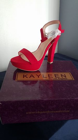 Kayleen heels for Sale in Anaheim, CA