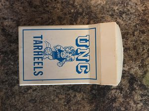 UNC Championship Playing Cards (Collectors Edition) for Sale in Chapel Hill, NC