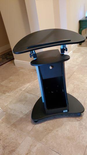 Adjustable laptop cart for Sale in Port St. Lucie, FL