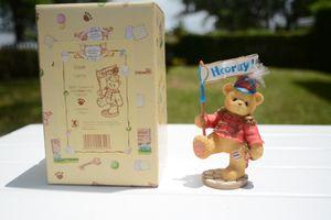"Cherished Teddies ""Lanny"" Membership Figurine for Sale in Miami, FL"