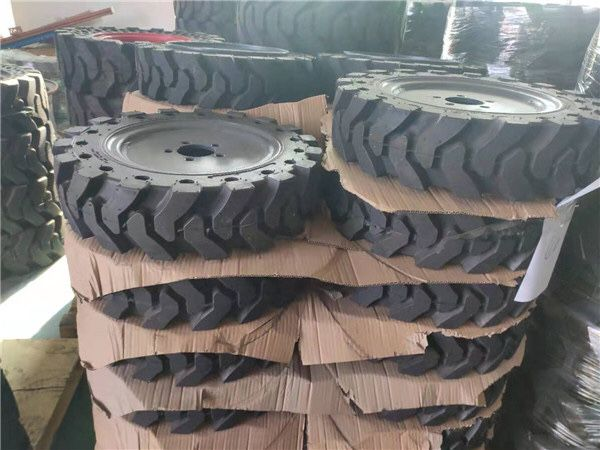 Bobcat s70 solid tires 5.70x12