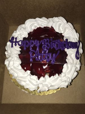 Happy birthday cake for Sale in San Jacinto, CA