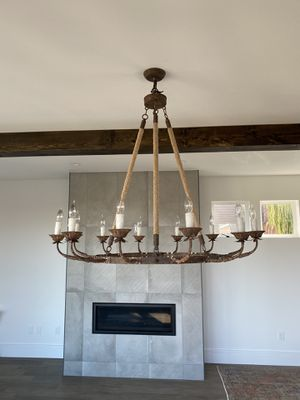 Rustic Chandelier for Sale in Seattle, WA