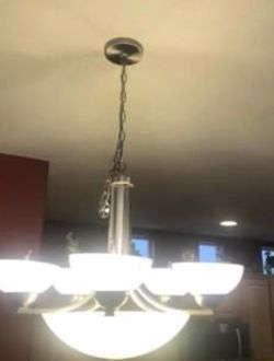 Chandeliers and matching ceiling light for Sale in Hillsboro,  OR