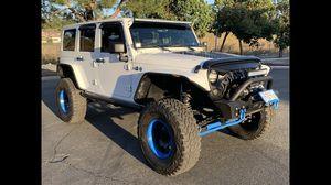 2013 Jeep Wrangler Unlimited for Sale in Yorba Linda, CA