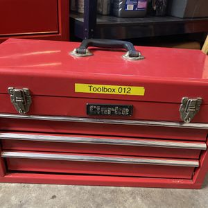 4 Drawer Tool Box for Sale in Chula Vista, CA