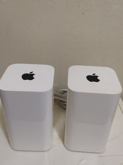 Apple Airport Extreme Base Router(Model: A1521) For Sale ($50 Each) for Sale in Los Angeles,  CA