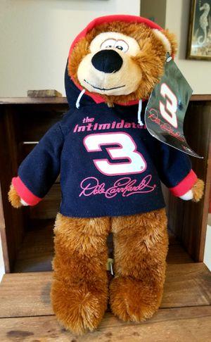Dale Earnhardt Stuffed Bear for Sale in Westport, WA