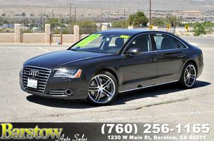 2014 Audi A8 L for Sale in Barstow, CA