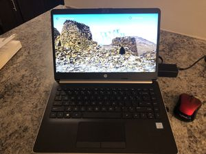 "14"" HP Laptop Intel Core i3 Silver for Sale in Apex, NC"