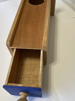 Montessori Object Permanence Box With Drawer for Sale in Boca Raton,  FL