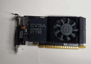 Video Card EVGA Geforce GT730 for Sale in Lake Dallas, TX