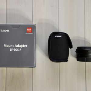 CANON Mount Adapter Ef-R Mount for Sale in The Bronx, NY