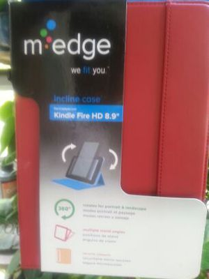 m edge Incline Case Fits Kindle Fire HD8.9 & Fire HD8 for Sale in Milton, MA