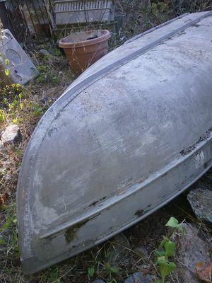 Aluminum boat, 12 foot for Sale in San Jose, CA