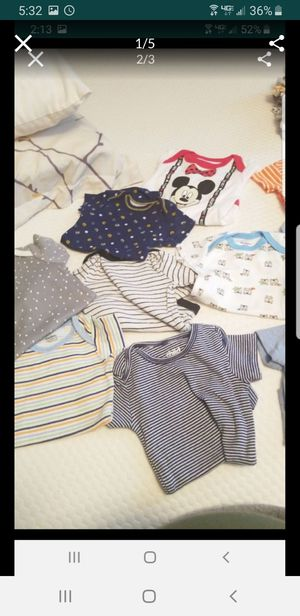 BABY BOY CLOTHES for Sale in Aurora, CO