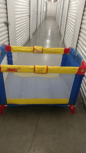 Evenflo happy camper playpen for Sale in Montclair, CA