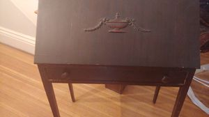 Antique Victorian desk for Sale in Rochester, NY